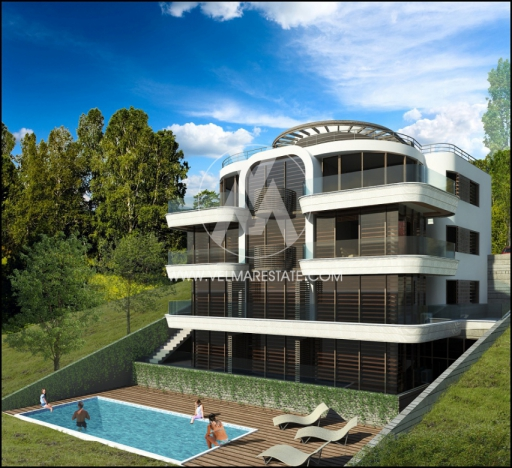 6. Luxurious Spa Complex with Penthouse Apartments directly from investors in Balchik