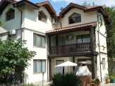 Luxury house in Balchik with sea view and pool, sold fully furnished.