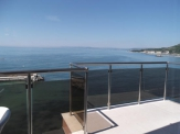 Luxury first line property near Balchik and Kavarna. Sea view apartment on the White Lagoon