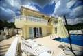 Villa Emloti for rent with sea view