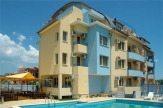 Apartment in complex with swimming pool in Nessebar.