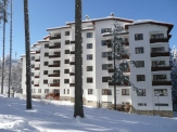 Two bedroom apartment in residential complex in Pamporovo 150 meters from the lift.