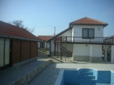 New house with sea view near Albena and the Black Sea.