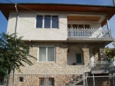 House in the center of Balchik with sea view.