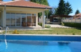 New fully furnished house with swimming pool in Sokolovo, 6 km from Balchik.