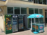 Black Sea Property for sale, shop in the center of Sunny Beach.