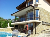 Luxury villa with sea view near Varna.