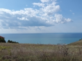 Plot for Sale in the village of Topola with sea view
