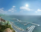 One-bedroom apartment in Balchik Marina City