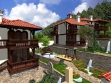 Bulgarian Property Villas for sale in Balchik Renaissance style.