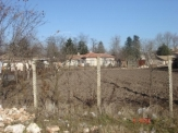 Regulated plot in Sokolovo village