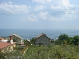 Plot for sale with Sea view 2km from Albena