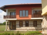 Two newly build two-storey houses, together with design and permit for another five houses, 3 km from Bachik.