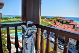 One bedroom apartment with sea view at Thracian Cliffs Golf