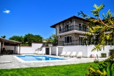 For Sale Luxury Villa 800 meters from the Sea promenade in Balchik.