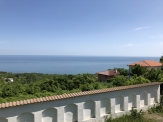 Villa with magnificent sea views in a villa area of Balchik.