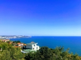 Plot of land with sea view located in Izgrev villa area of Balchik.