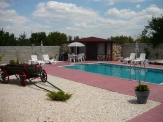 Luxury villa with swimming pool 20 km from Albena and the sea