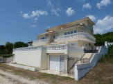 Luxury villa in Balchik with 6 bedrooms and sea view.