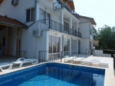 Luxury villa in Balchik with sea view
