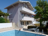 Villa in Balchik with sea view