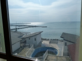 Apartment with perfect sea view in Balchik only 20 meters from the beach