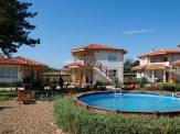 Property near Varna, luxury complex 1 km from the sandy beach.