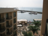 One bedroom apartment on the promenade in Balchik.