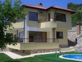 New villa in Balchik's villa area