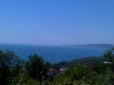 Plot in Balchik with breathtaking Sea view