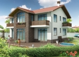 New villa close to Albena