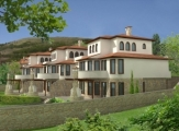 Three family houses in Balchik-Albena villa area