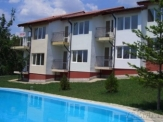 Town houses in Balchik-Sea view