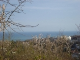 Sea view plot in Balchik